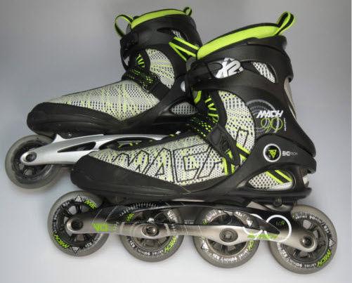 Inline Skates k2 Moto 90 k2 Mach 90 m Inline Skate