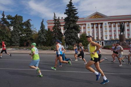 """Из-за """"Кросса нации"""" в воскресенье перекроют улицу Ленина"""