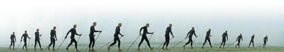 Скандинавская Ходьба (Nordic Walking) на Аэробии