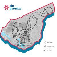 Лыжная гонка SkiGrom 30k Bitza