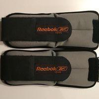 Утяжелитель Reebok 2 x 1.0 kg для ног и рук
