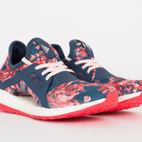 "Adidas Pure Boost X ""Floral"""