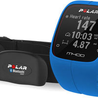 Polar M400HR GPS running watch
