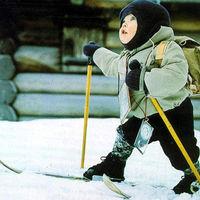 Лыжный ноябрь