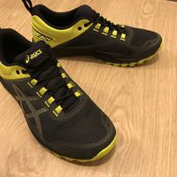 Asics Gecko XT yellow