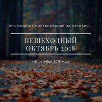 Пешеходный Октябрь 2018