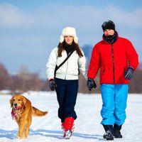 Ходим и ходим, всю зиму :)